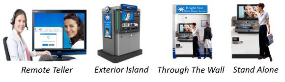 Self service ATM - Remote Teller